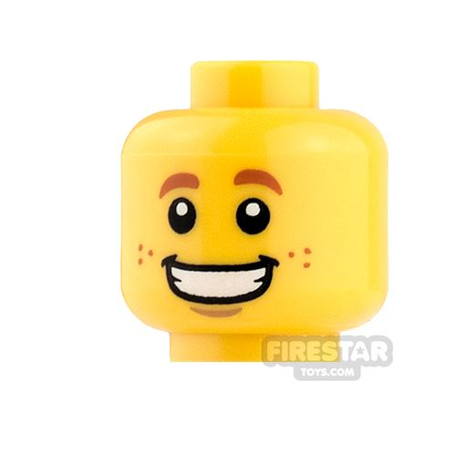 View Minifigure Parts products
