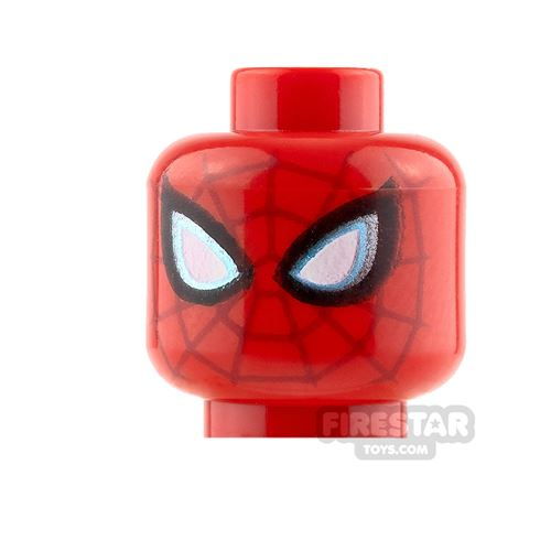 View Minifigure Heads Super Heroes products