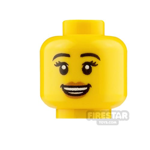 View Minifigure Female Heads products