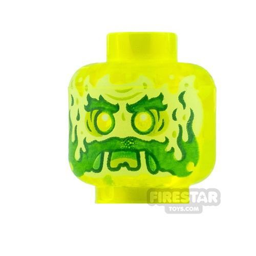 View Minifigure Monster and Ghoul Heads products
