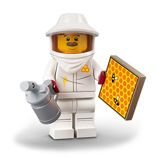 View Minifigures Series 21 products
