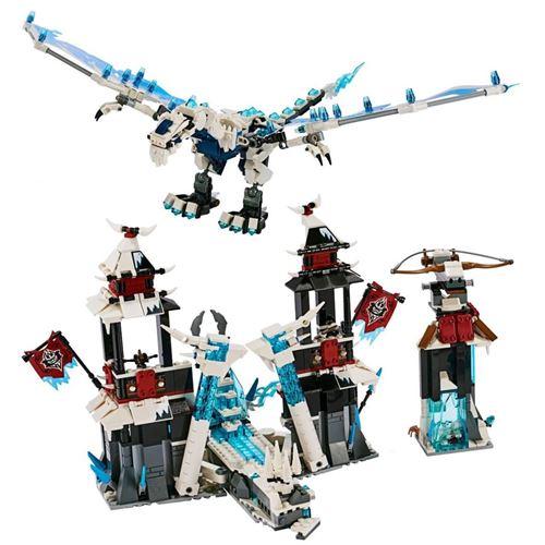 View Custom Ninjago Mini Sets products