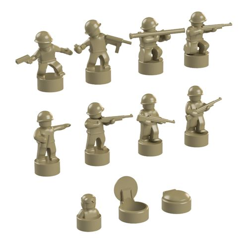 View Nano Soldiers products