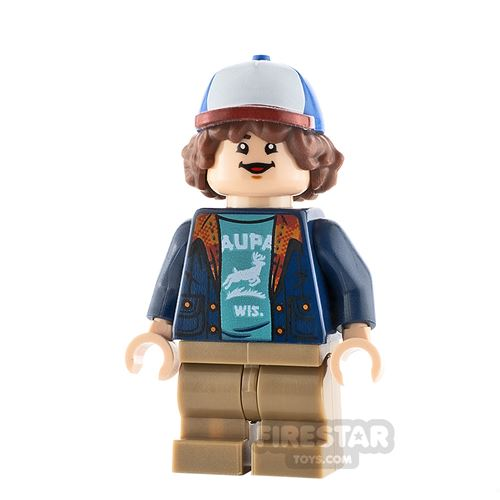 View Stranger Things LEGO Minifigures products