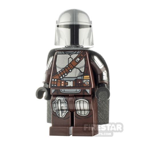 View Star Wars LEGO Minifigures - The Mandalorian products