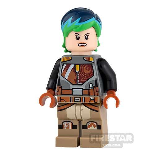 View Star Wars LEGO Minifigures - Rebels products