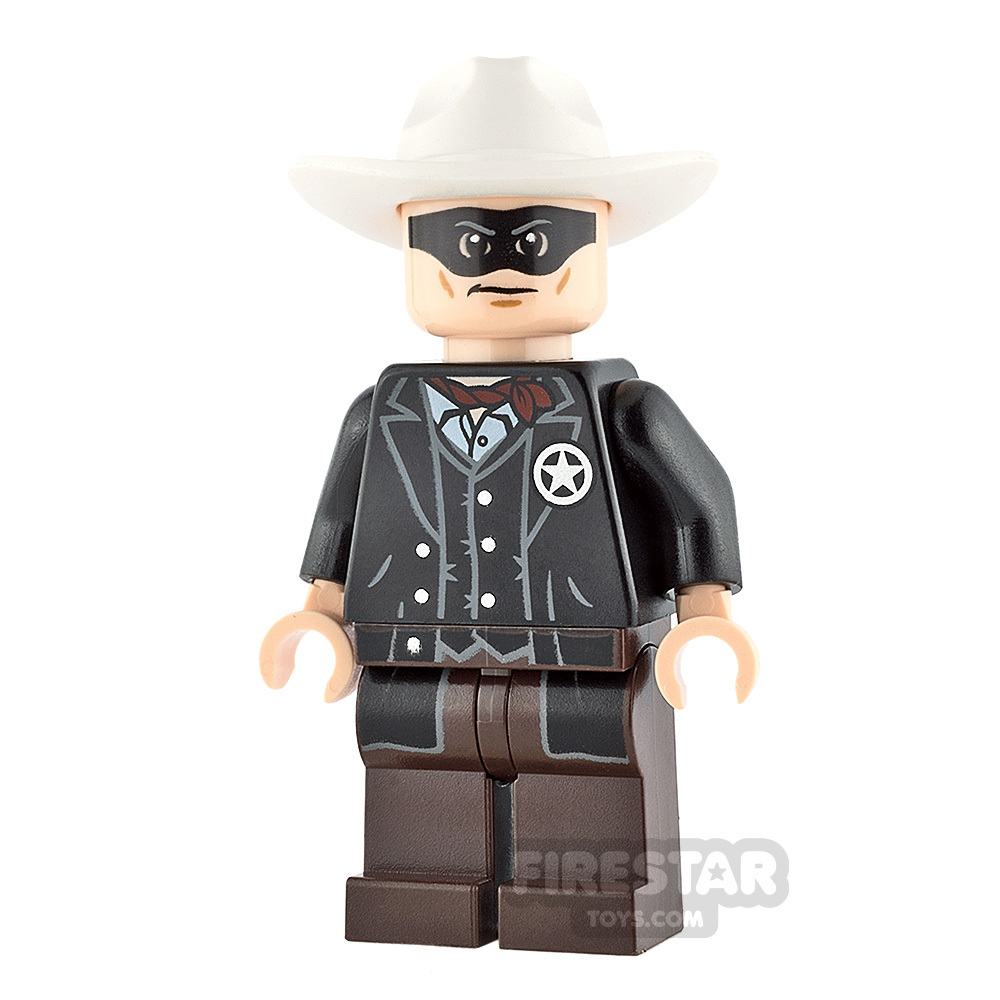 View The Lone Ranger LEGO Minifigures products