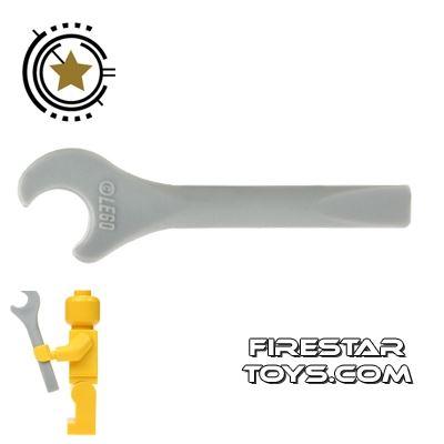 LEGO - Spanner - Light Gray