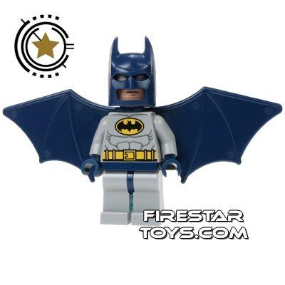 LEGO Super Heroes Mini Figure - Batman - Wings and Jetpack