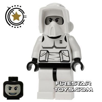 LEGO Star Wars Mini Figure - Scout Trooper