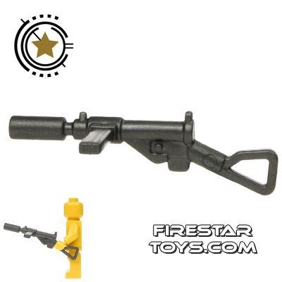 BrickWarriors - Cobra SMG - Steel