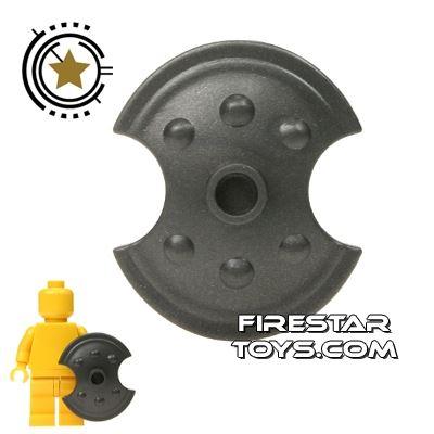 BrickWarriors - Trojan Shield - Steel