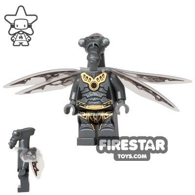 LEGO Star Wars Mini Figure - Geonosian Zombie with Wings