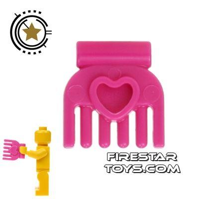 LEGO - Comb - Dark Pink