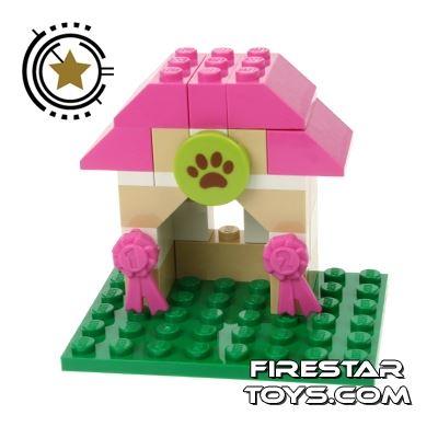 Custom Mini Set - Dog Kennel