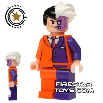 LEGO Super Heroes Mini Figure - Two Face
