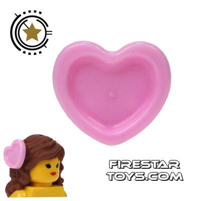 LEGO Hair Accessory Heart Hair Decoration