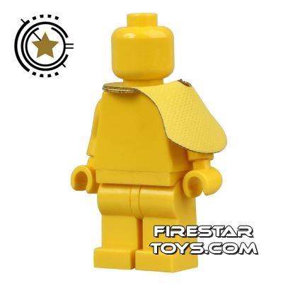Custom Design - Pauldron - Yellow
