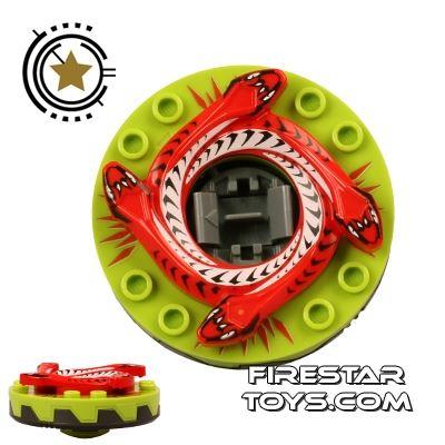 LEGO - Ninjago Battle Spinner - Snappa