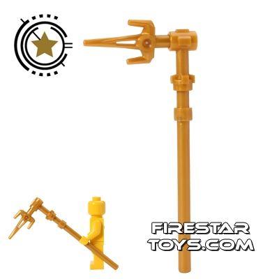 LEGO - Ninjago Sai - Pearl Gold