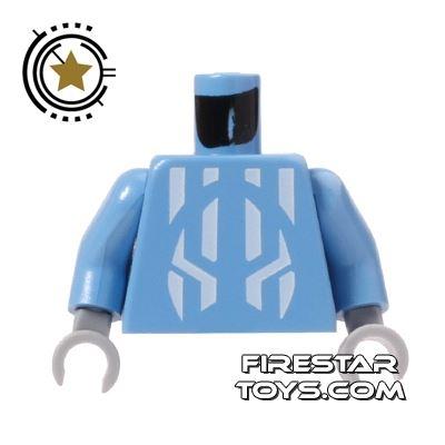 LEGO Mini Figure Torso - Jayko
