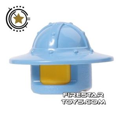 LEGO - Broad Brim Castle Helmet - Medium Blue