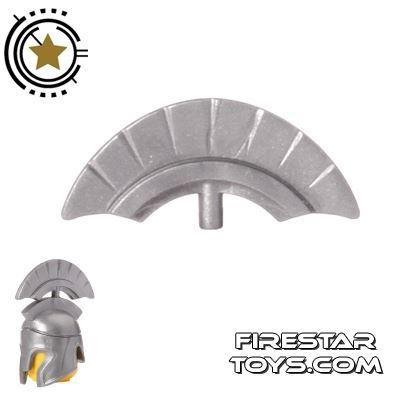 BrickForge - Commander Crest - Silver