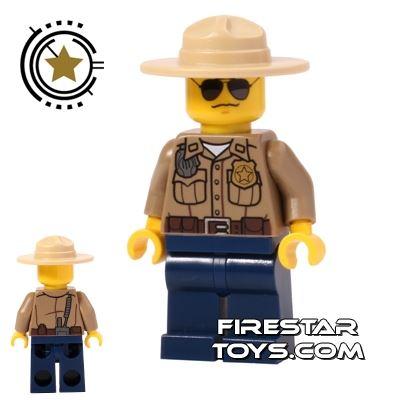 LEGO City Mini Figure - Forest Police 2