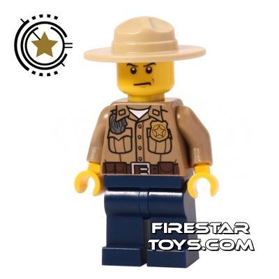 LEGO City Mini Figure - Forest Police 1