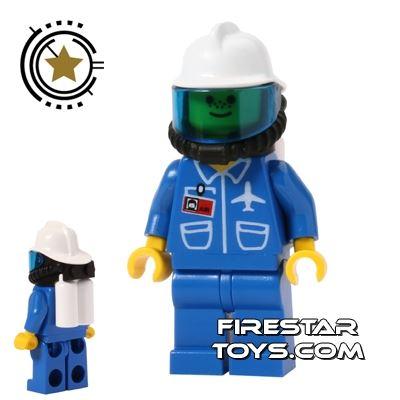 LEGO City Mini Figure - Airport Engineer
