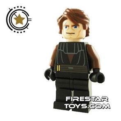 LEGO Star Wars Mini Figure - Clone Wars Anakin Skywalker