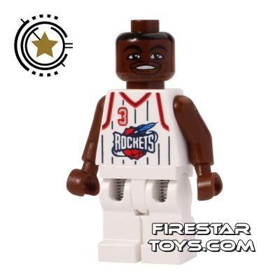 LEGO Basketball Player - Houston Rockets 3