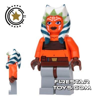 LEGO Star Wars Mini Figure - Clone Wars Ahsoka
