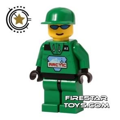 LEGO Arctic Mini Figure - Explorer