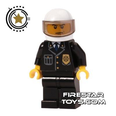 LEGO City Mini Figure - Police - City Uniform