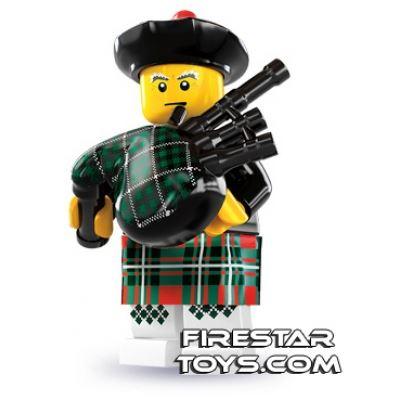 LEGO Minifigures - Bagpiper