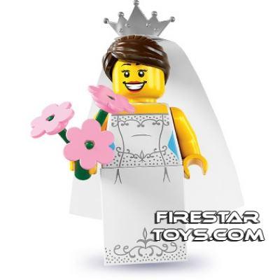LEGO Minifigures - Wedding Bride
