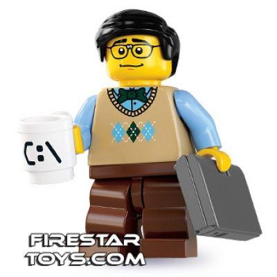 LEGO Minifigures - Computer Programmer