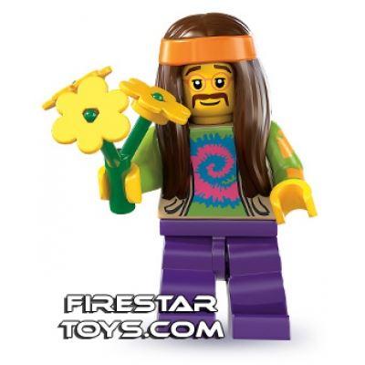 LEGO Minifigures - Hippie