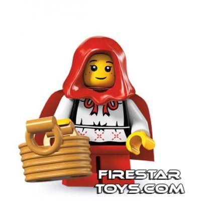 LEGO Minifigures - Grandma Visitor