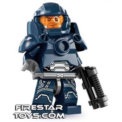 LEGO Minifigures - Galaxy Patrol