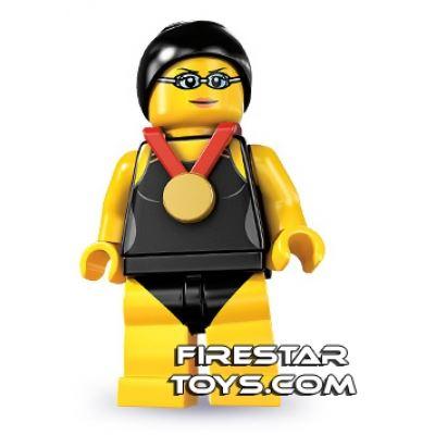 LEGO Minifigures - Swimming Champion