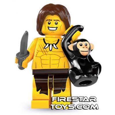 LEGO Minifigures - Jungle Boy