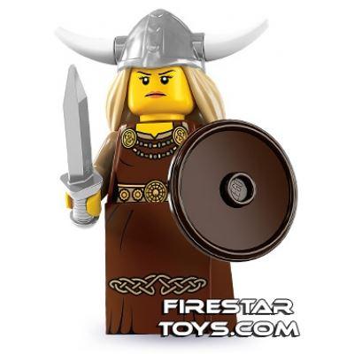LEGO Minifigures - Viking Woman