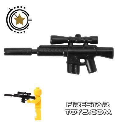 Brickarms - M110 SASS - Black