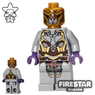 LEGO Super Heroes Mini Figure - Alien Foot Soldier