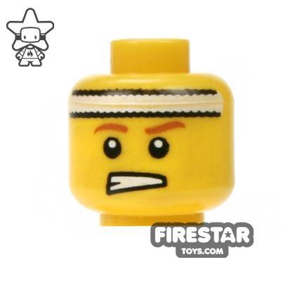 LEGO Mini Figure Heads - Headband