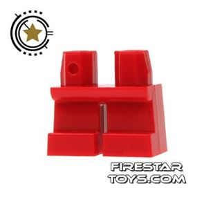 LEGO Minifigure Legs - Short - Monochrome