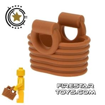 LEGO - Basket - Medium Dark Flesh