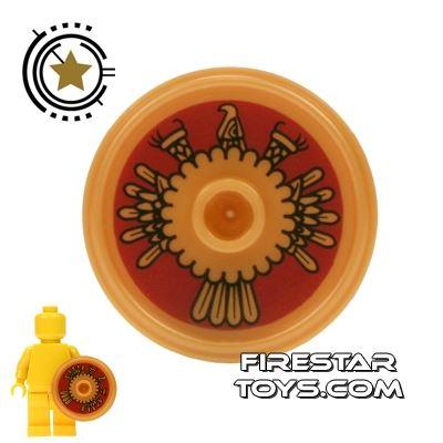LEGO - Aztec Shield